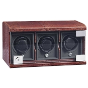 Underwood Rotobox Three-Module Watch Winder