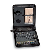 Underwood Leather Luxury Watch Repair Tools & Accessory Set