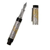 Urso Camel Fountain Pen - Sterling Silver - Limited Edition