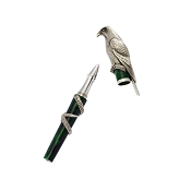Urso Falcon Rollerball Pen - Sterling Silver - Limited Edition