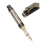 Urso Panther Collection: Leopard Fountain Pen - Limited Edition