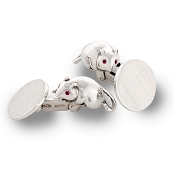 Zannetti Mouse Cufflinks