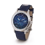 Zannetti Regent Full Sky Mk II Automatic Watch - Blue Night Dial
