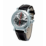 Zannetti Time of Drivers Pilots Tribute to Jaguar Watch