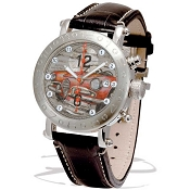 Zannetti Time of Drivers Racing Edition Giulietta Spider Chrono Watch