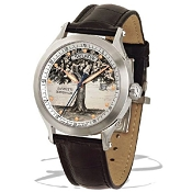 Zannetti Regent Tree Orgy Men's Watch