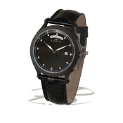 Zannetti Regent Full Black Men's Watch