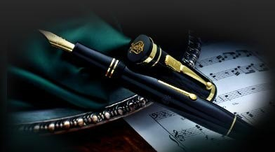 SOLD OUT: Conway Stewart Steinway Fountain Pen: Developed with the collaboration of the renowned Steinway Piano Company.