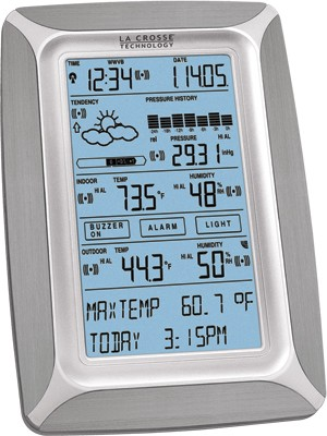 La Crosse Wireless Weather Station (WS3510U-AL)