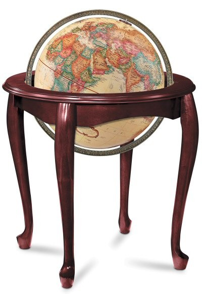 Replogle Queen Anne Floor Globe