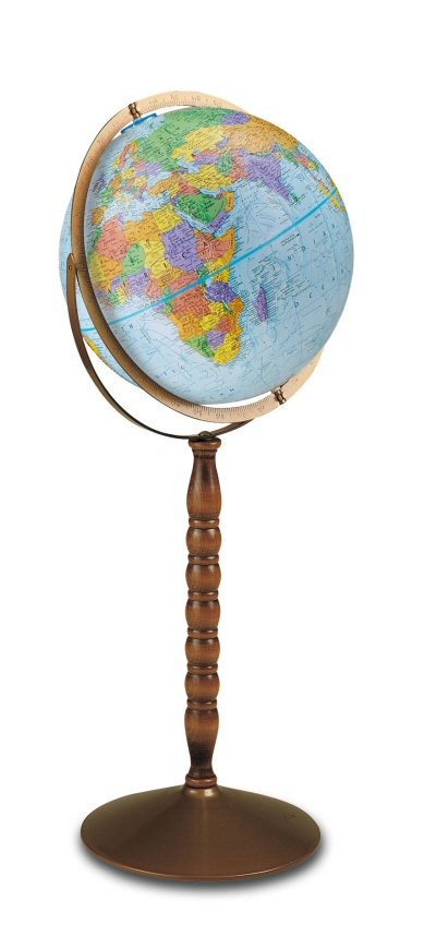 Replogle Treasury World Globe