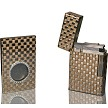 Matching Cigar Cutter and Lighter purchased separately.