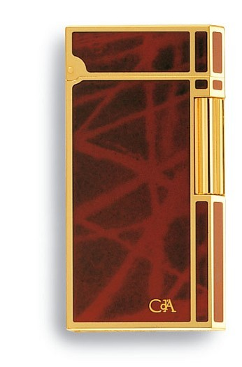 Caran d'Ache Ecaille Chinese Lacquer Lighter