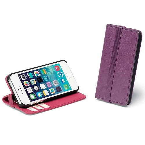 Fedon 1919 P-iPhone 5S Wallet Case is available in 6 exciting colors.