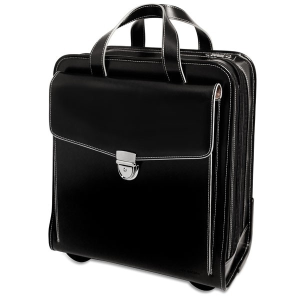 Jack Georges Milano Vertical Laptop Compatible Wheeler