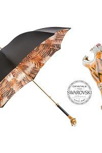 2c671c55c779 Pasotti Ombrelli Red Python Luxury Women's Umbrella