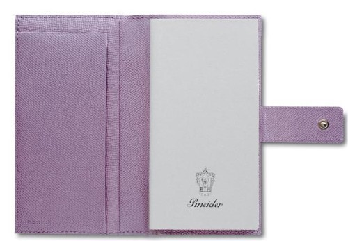 Pineider City Chic Leather Diary 8 x 16 - Weekly