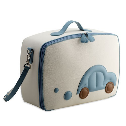 acae0977c796 Pineider Baby Travel Bag - Light Blue