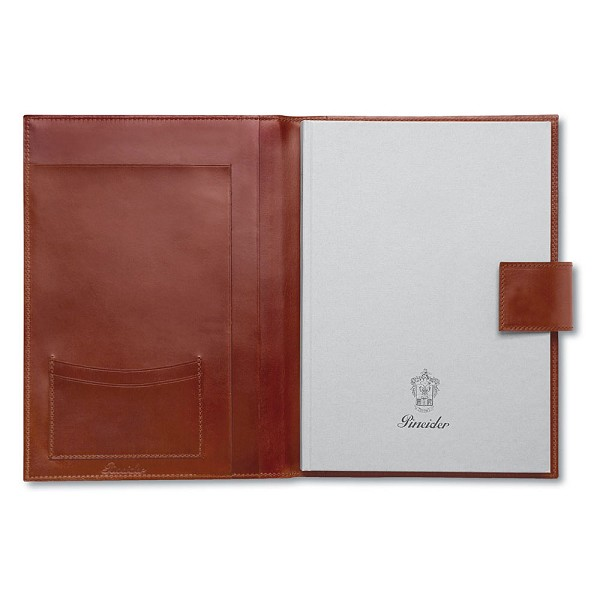 Pineider Power Elegance Leather Diary 17 x 24 - Daily