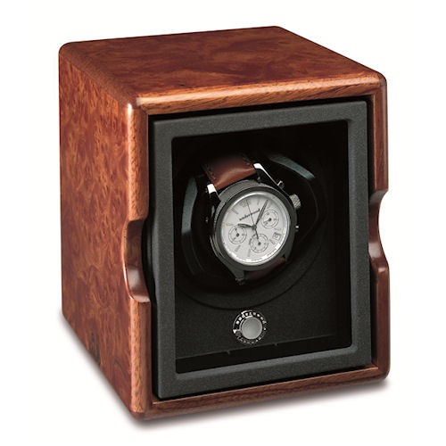 Underwood Briarwood Single.  The Briarwood collection offers everything from a single watch-case to a Twenty Module Cabinet.